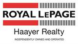 Royal Lepage Haayer Realty