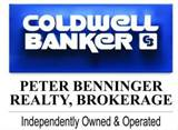 Coldwell Banker Peter Benninger Realty, Brokerage*
