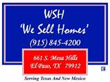 We Sell Homes