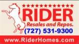 Rider Resales and Repos
