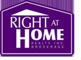 RIGHT AT HOME Realty, Real Estate Brokerage