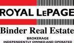 Royal lepage Binder
