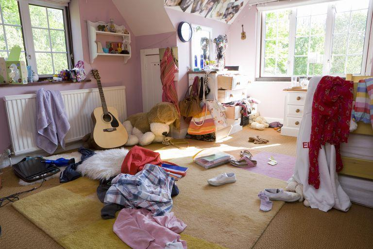 Messy Rooms Cause Buyers To Leave