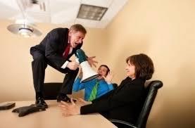 Pushy Salesperson
