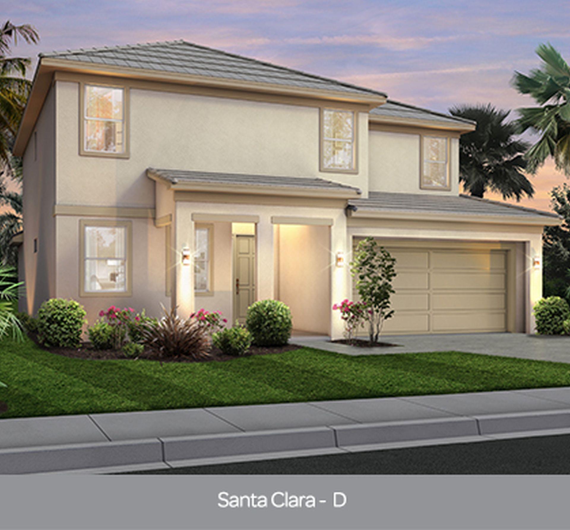 Santa Clara elevation