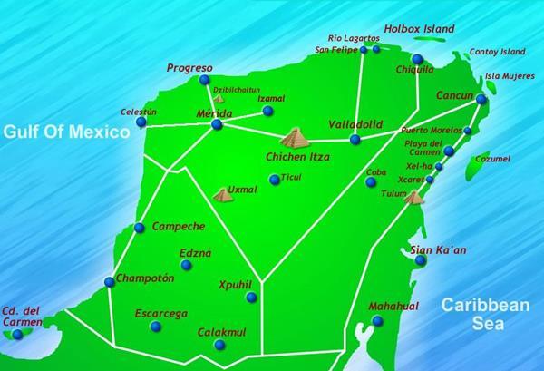 Mexico Real Estate Mapseach