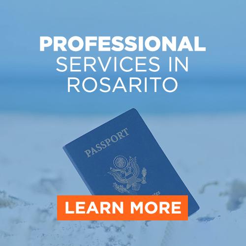 Professional Services In Rosarito