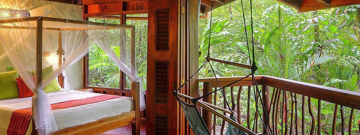 caribbean costa rica  hotels B&Bs Caibbean coast region