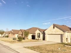 A view of homes in Waterleaf community in Kyle, Texas.