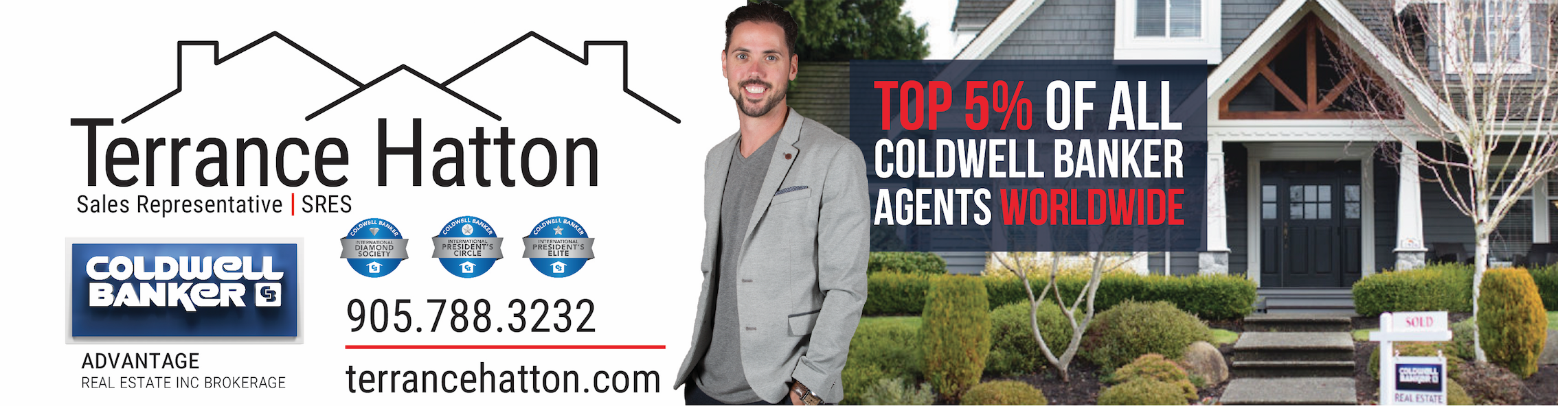 Terrance Hatton Coldwell Banker Advantage Real Estate Inc., Brokerage