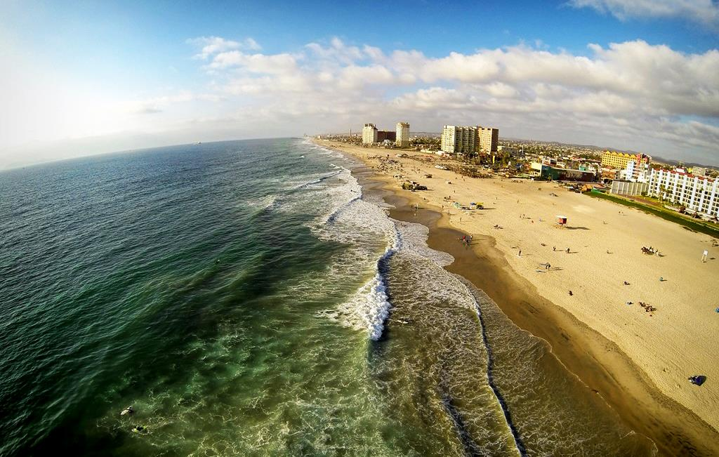 ROSARITO BEACH HOTEL VIEWS