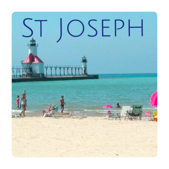 St Joseph Michigan Waterfront Real Estate