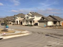 More homes in Crosswinds Kyle 78640