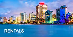 Rentals in Puerto Rico