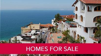 Homes for Sale in Puerto Vallarta