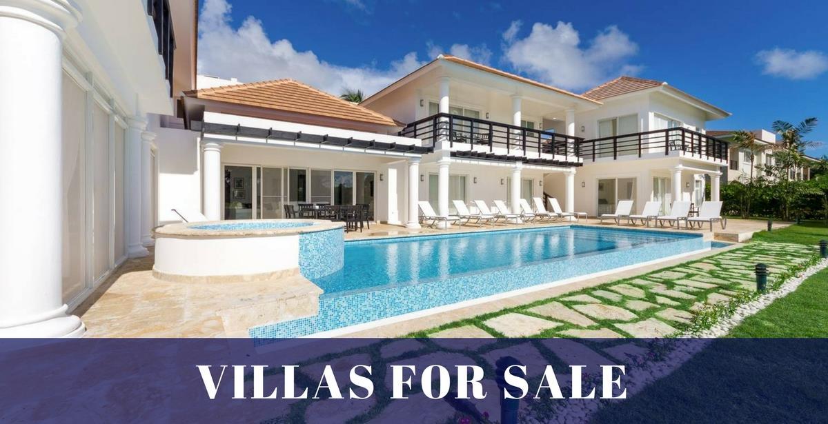 Dominican republic real estate in dominican republic for Homes for sale dominican republic punta cana