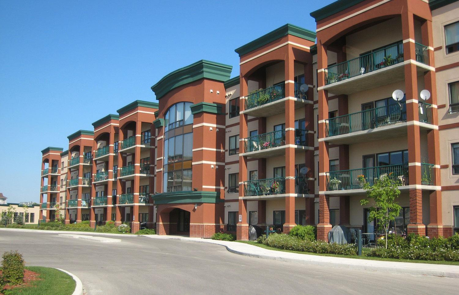 Condominiums in Winnipeg Manitoba