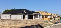 More future homes in Cool Springs, Kyle, Texas.