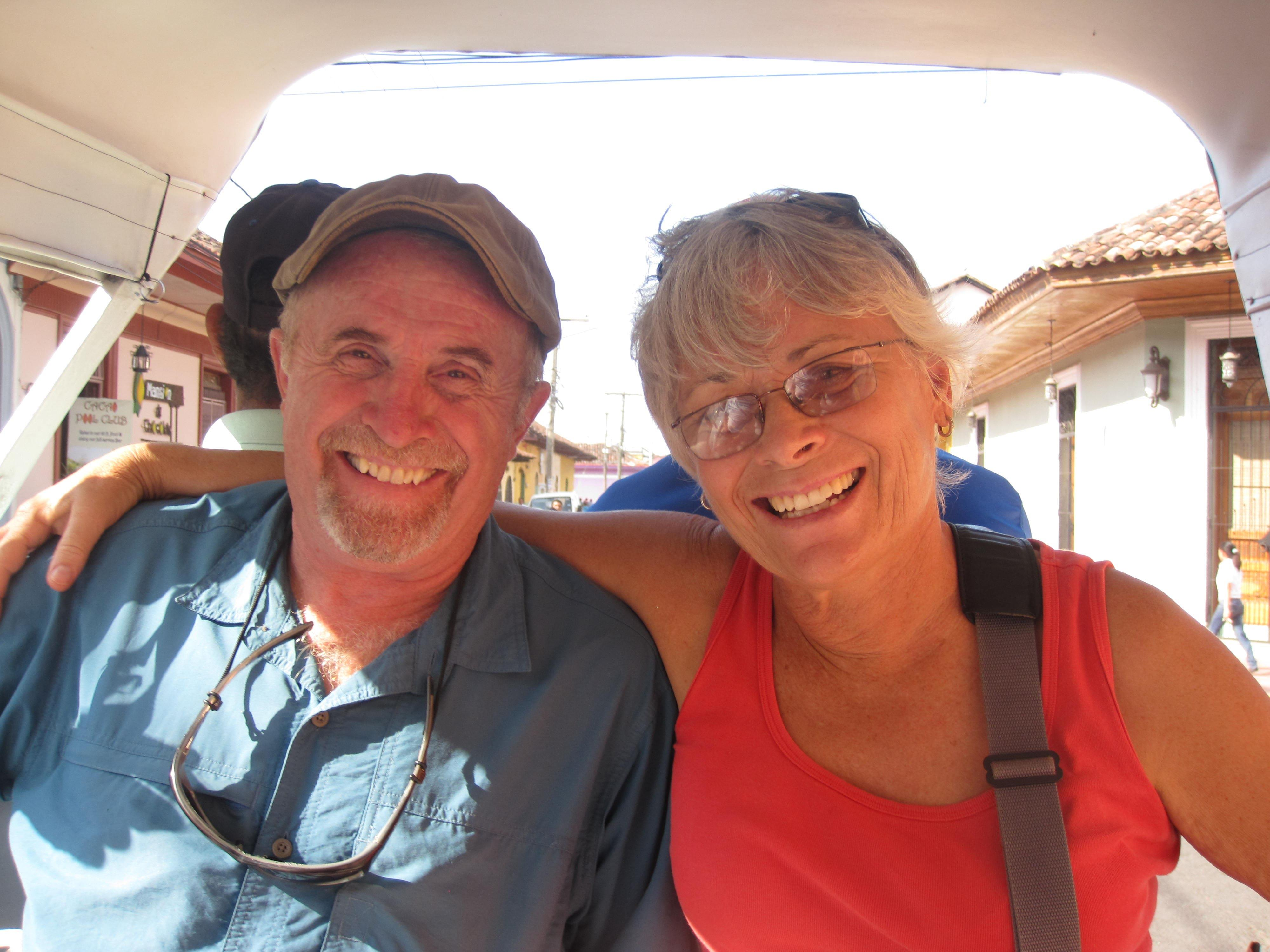 Herb & Donna DeMars