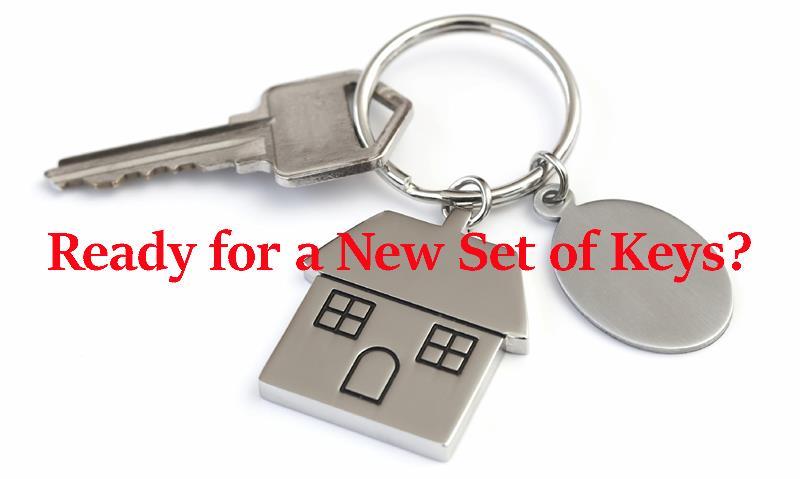 new keys