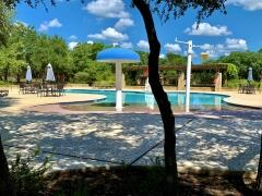 The pool at the Belterra Recreation Center