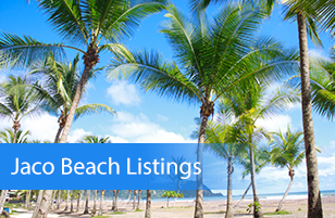 Jaco Beach Listings Costa Rica