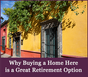 Why Buying a Home Here is a Great Retirement Option