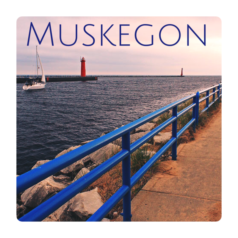 Muskegon Lake Michigan Real Estate