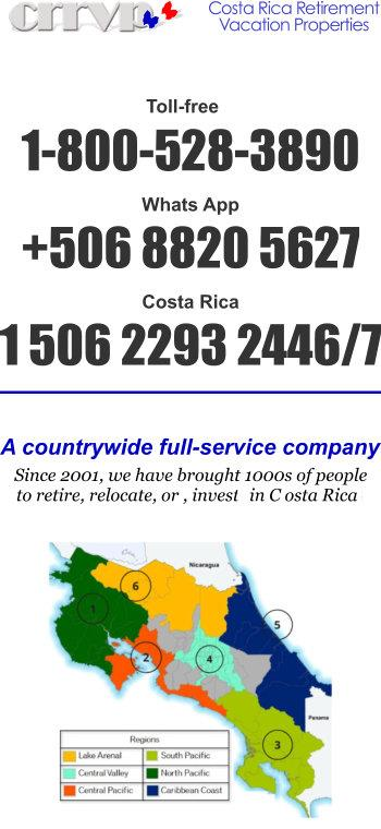 costa rica dominical real estate