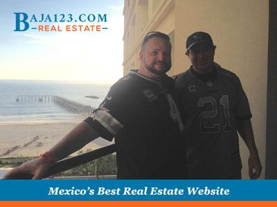 Another Happy Client at Rosarito Beach Condo Hotel!