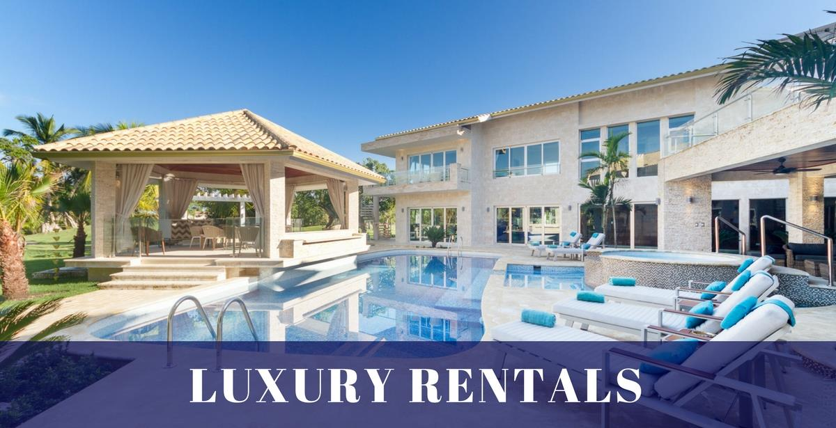Punta Cana Luxury Vacation Rentals