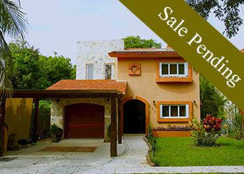 club real real estate playa del carmen house for sale