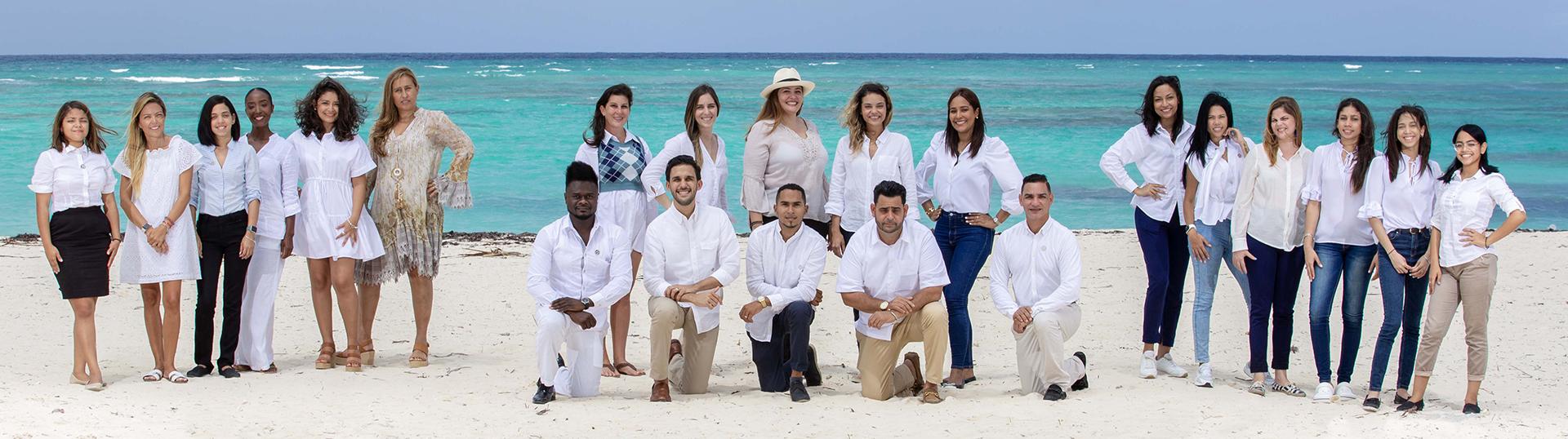 Blue Caribbean Properties Team