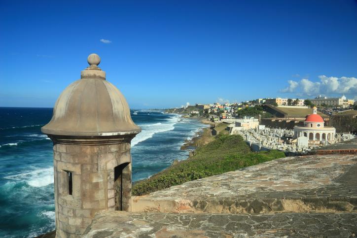 San Juan, Puerto Rico, Ramon Ferreira