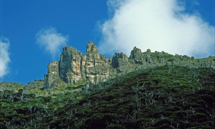 Mount Chirripo in Costa Rica