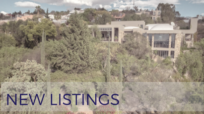 New Listings Homes for Sale San Miguel de Allende Agave Sotheby's Real Estate