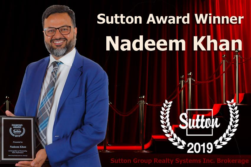 Nadeem Khan Top Real Estate Agent