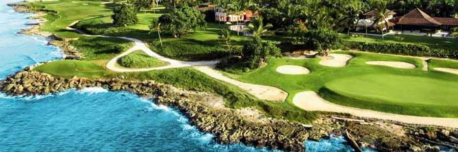 Caribbean Golf Course Real Estate
