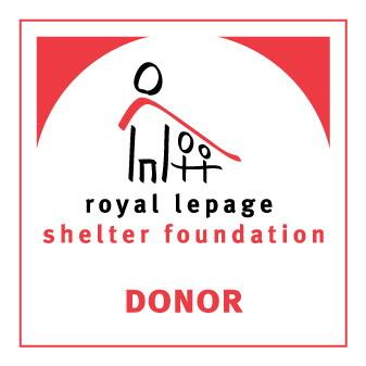 Supporting the Royal LePage Shelter Foundation