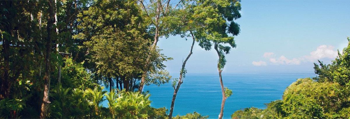 costa rica building lots caribbean region