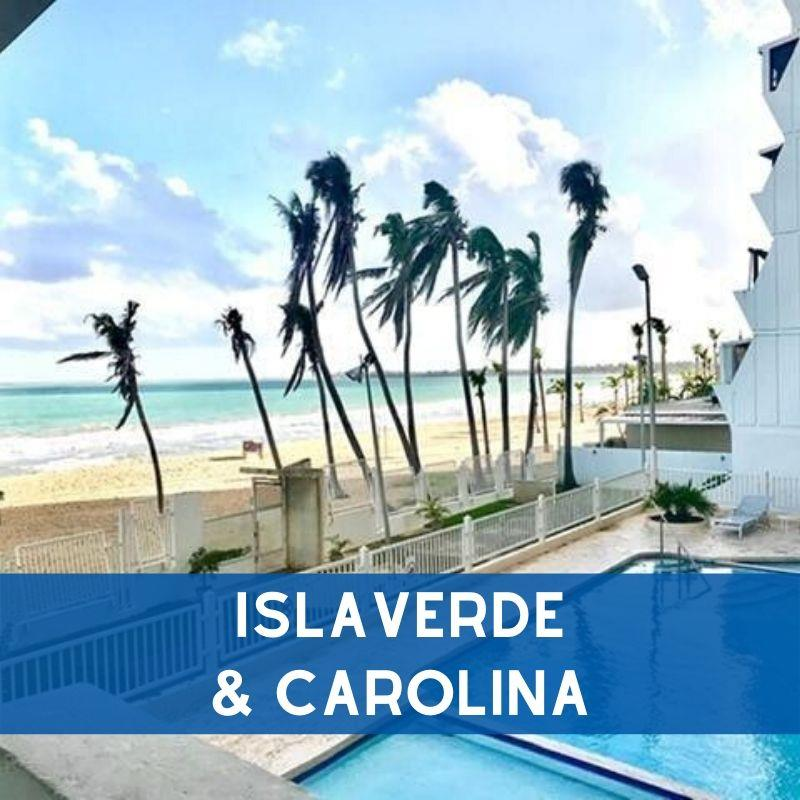 Isla Verde and Carolina Listings for sale