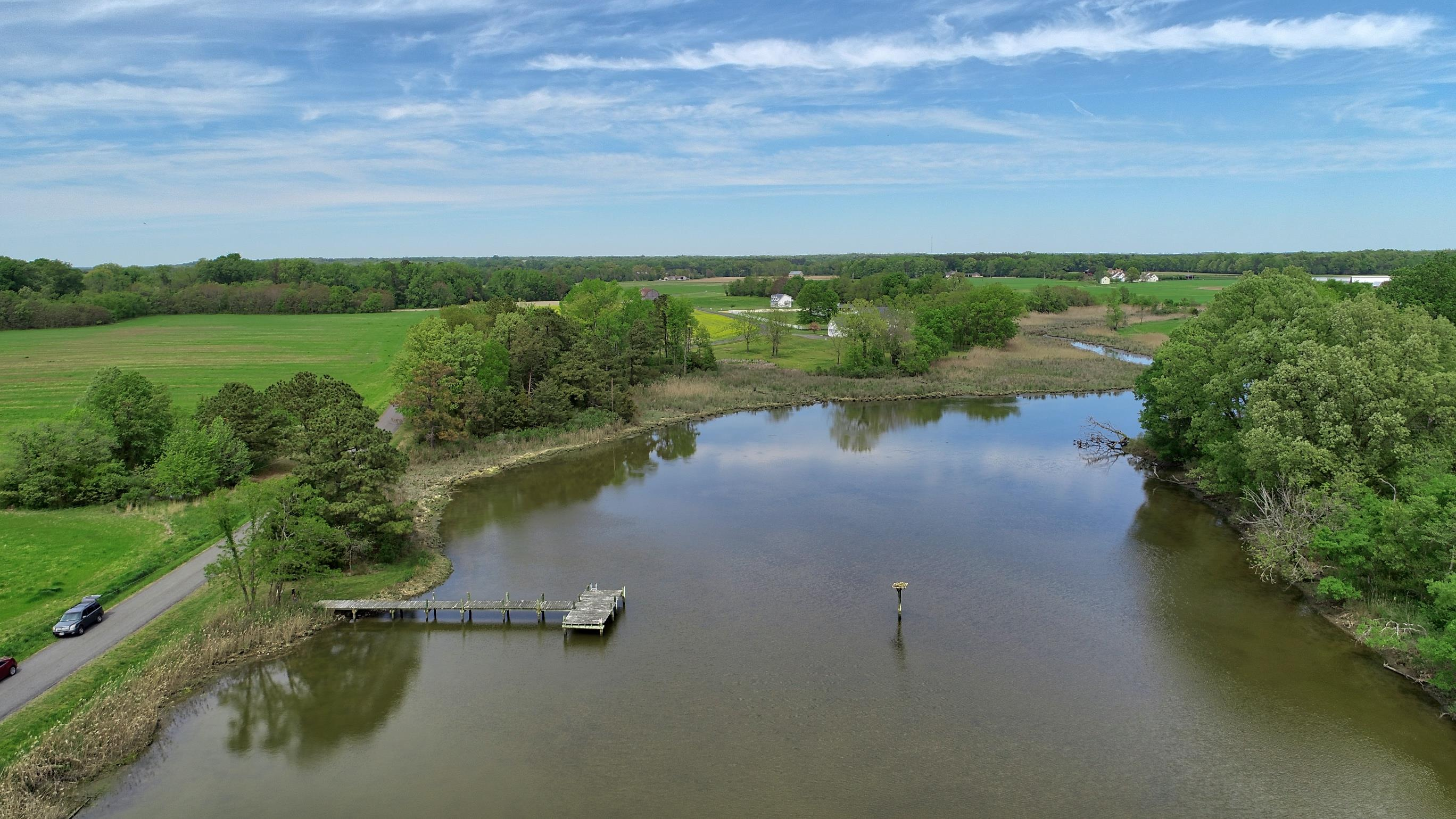 Waterfront Horse Property at 21581 Montfort Road in Bushwood, Saint Marys County!  Marie Lally Presents another Fabulous Horse Property for Sale in Saint Marys County MD!