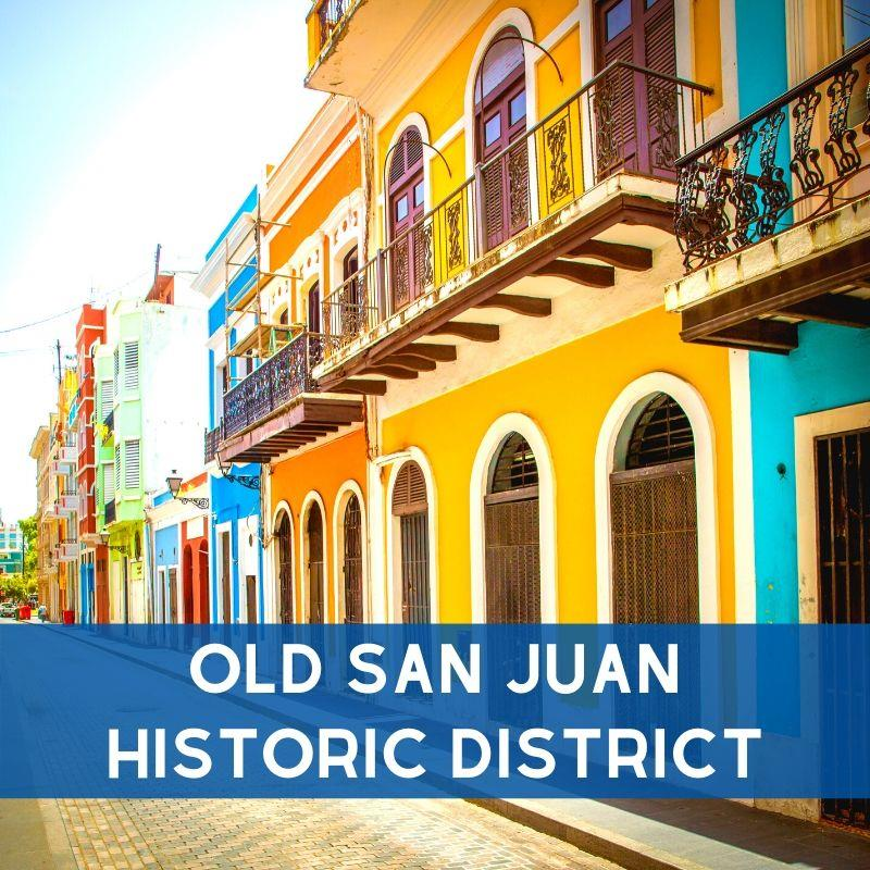 Old San Juan property listings for sale