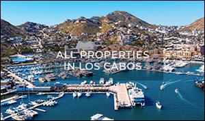All Properties in Los Cabos