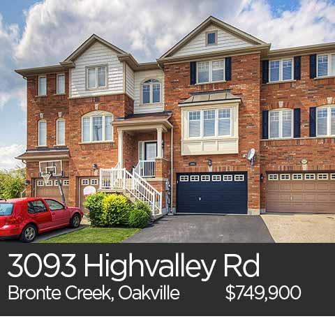 3093 highvalley road bronte creek oakville
