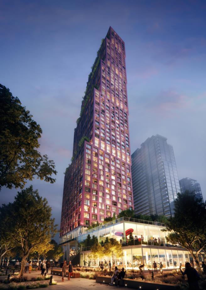 CG Tower Condos