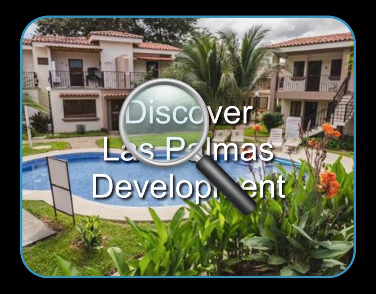 Las Palmas Development, Playas del Coco, Costa Ric