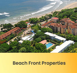 Beach Front Properties in Costa Rica