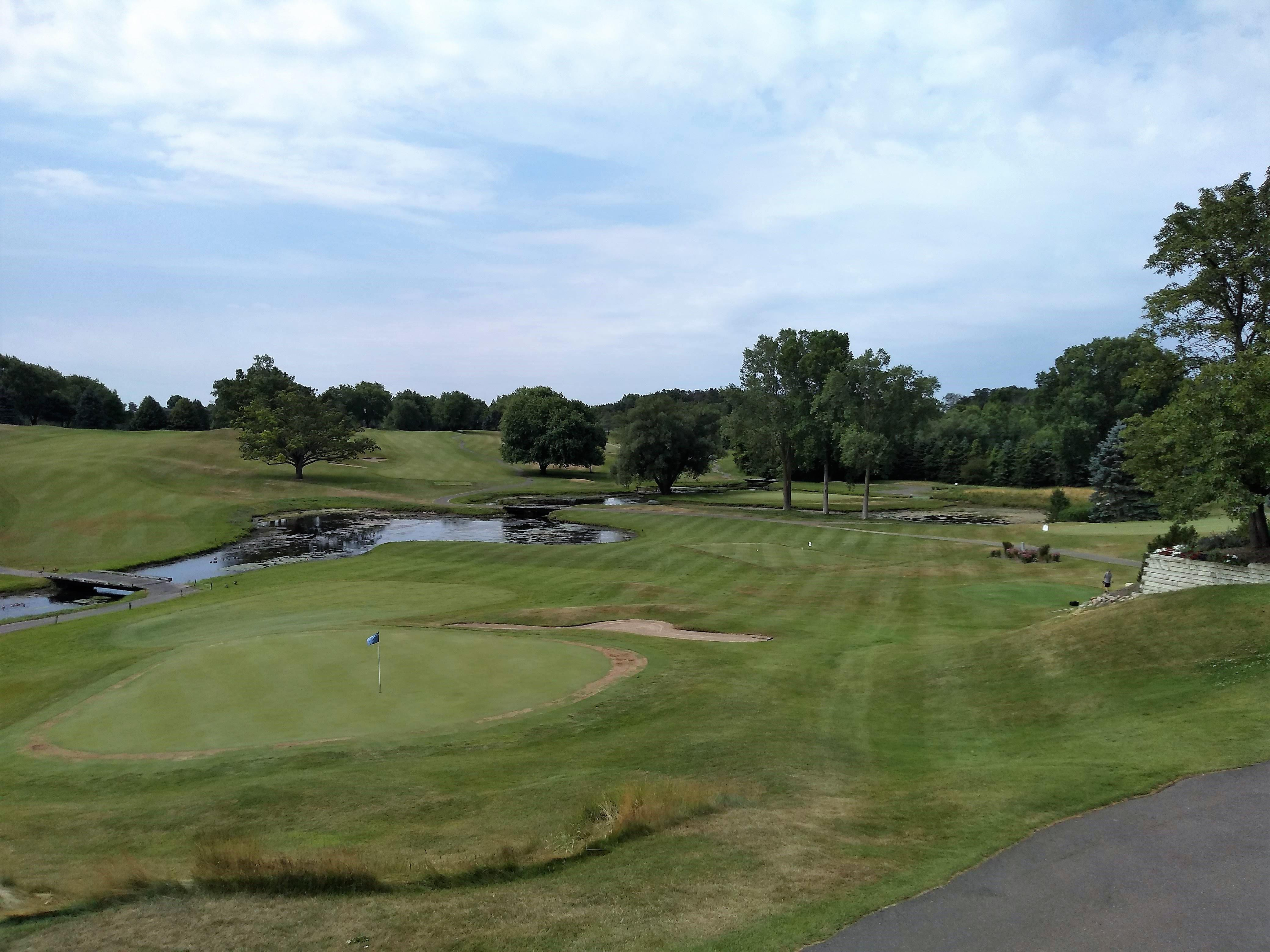 paint creek golf and country club