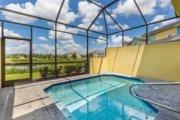5 Bedroom Festival Resort Pool Home to Rental in Champions Gate